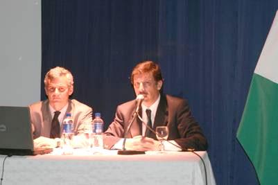 Gustavo Posse presidió un taller de trabajo del programa de alerta contra las drogas