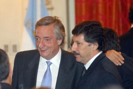 Kirchner y Posse acordaron más obras para San Isidro
