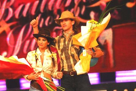 Fernández y Esmella quedaron afuera de Bailando por un sueño