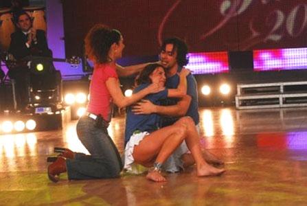 Celina Rucci y Matías Sayago son los primeros finalistas de Bailando por un sueño