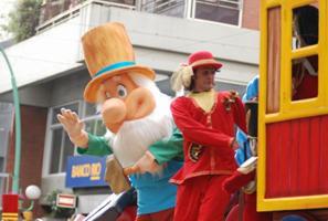 La magia de la navidad en San Isidro