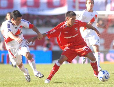 El empate le sienta mucho mejor a Independiente que a River.