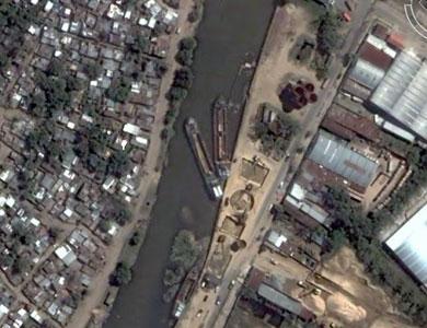Primer paso para retirar barcos inactivos de los ríos