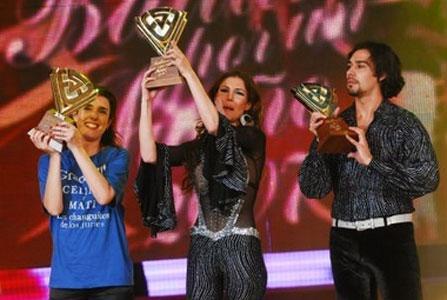Celina Rucci y Matías Sayago se consagraron campeones de Bailando por un sueño 4