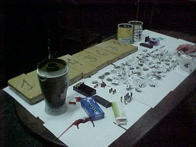 Incautan gran cantidad de droga en El Talar (gentileza tigreseguro.blogspot.com)