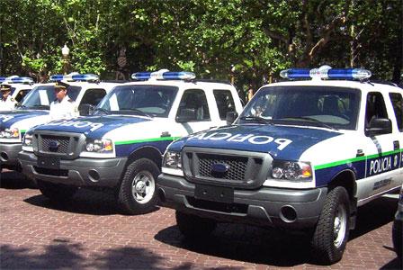 Nuevos patrulleros para San Fernando