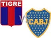 Tigre - Boca