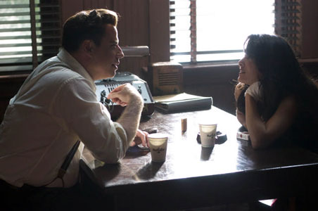 John Travolta y Salma Hayek
