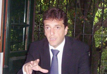 Massa anunció la planificación económica financiera para el 2008