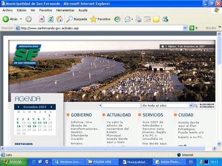 San Fernando digital entre los mejores del país
