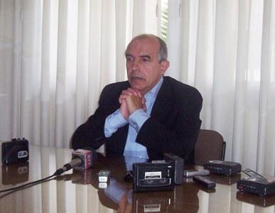 Hugo Leber presidente de Acción Comunal