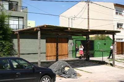 Operativo contra las construcciones clandestinas en San Isidro