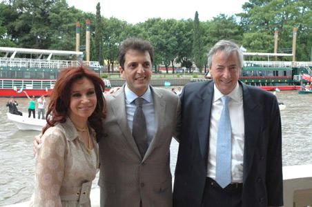 Sergio Massa asume hoy como Jefe de Gabinete