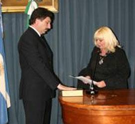Gustavo Posse asumió por un nuevo período al frente del ejecutivo Sanisidrense