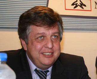 Ministro de Seguridad bonaerense, Carlos Stornelli
