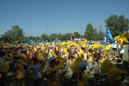 Quedaron oficialmente inauguradas las actividades de verano en Tigre