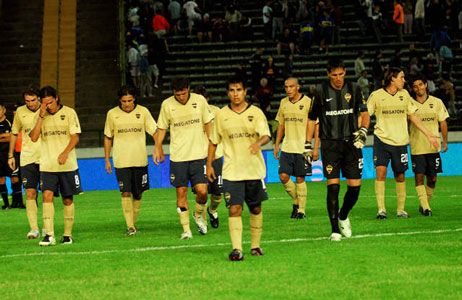 Independiente amarga el debut de Ischia en Boca