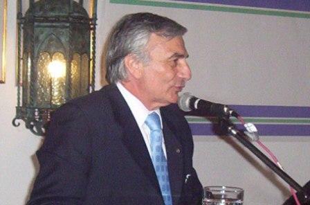 Ministro de Salud bonaerense, Claudio Zin