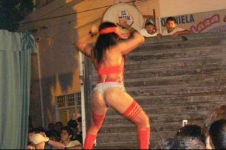 Un show de moda y belleza termina en strep tease en Catamarca - Foto: Gentileza El Ancasti