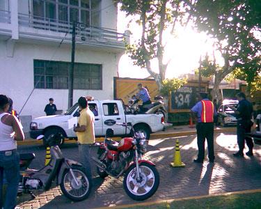 La Dirección de Tránsito de Tigre incautó más de 100 vehículos