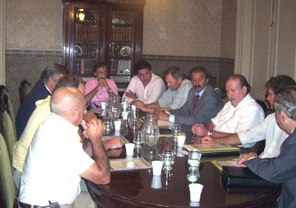 Nuevas reuniones para profundizar el Plan de Uso Racional de la Energía en San Fernando