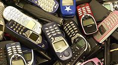 El teléfono celular cumple 25 años de su aparición