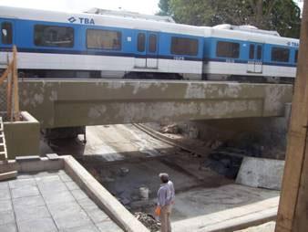 El túnel de Pueyrredon está prácticamente listo
