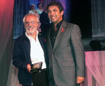 El Estrella de Mar de Oro fue para Ricardo Darín