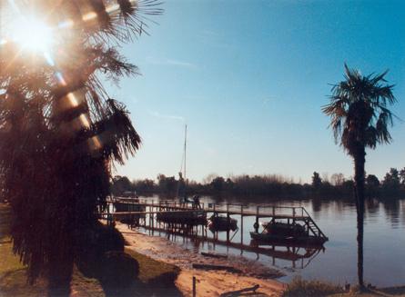 Disfrutá el río en San Fernando y sus islas