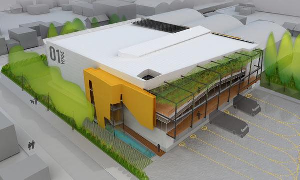 Construirán en Tigre el primer edificio ecológico de Argentina