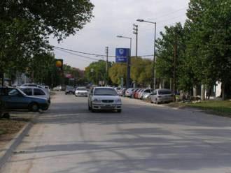 Tramo recientemente habilitado de la renovada avenida Sucre