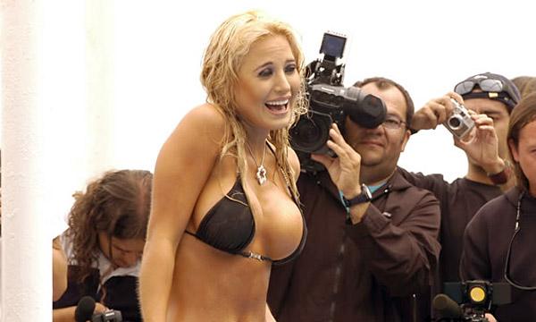 Jesica Cirio es una de las grandes candidatas a ganar el disputado título de reina de Viña del Mar