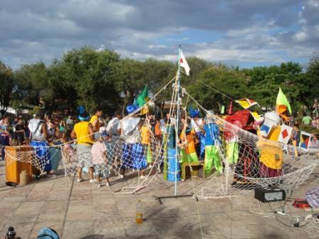El pasado fin de semana, culminó el ciclo Cultura Vive en las Plazas con mas de 150 funciones realizadas desde el 20 de enero