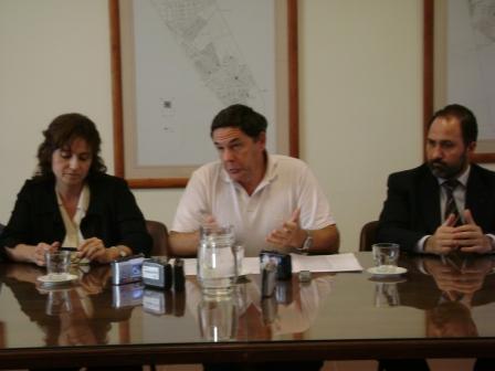 Proyectos presentados por el bloque de Acción Comunal de Tigre