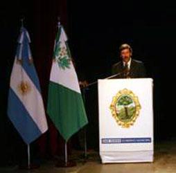 """el intendente de San Isidro, Dr. Gustavo Posse, presidió el acto de presentación del libro """"Historias de los Colegios Privados de San Isidro"""""""