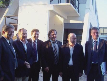 Intendentes del PJ se reunieron con ministros de la provincia en San Fernando