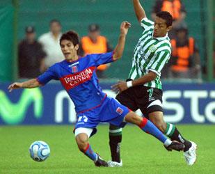 Banfield logra agónico empate frente a Tigre