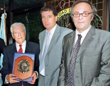 Polino disertó en el Concejo Deliberante de Tigre.