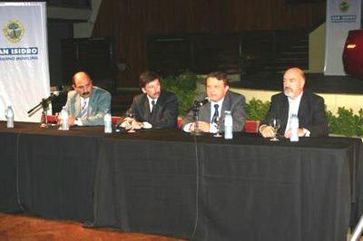Presentan en San Isidro un sistema de micrograbado antirrobo de vehículos