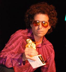 Andrés Calamaro, Gardel de Oro por segunda vez