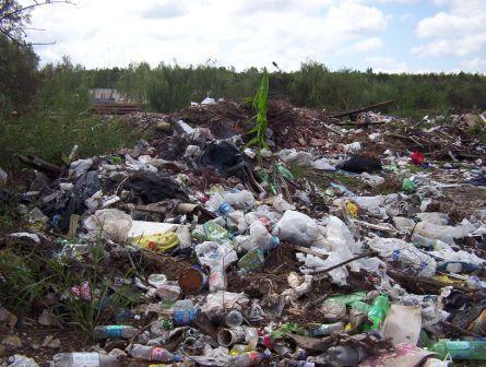 Basural Clausurado en Benavidez