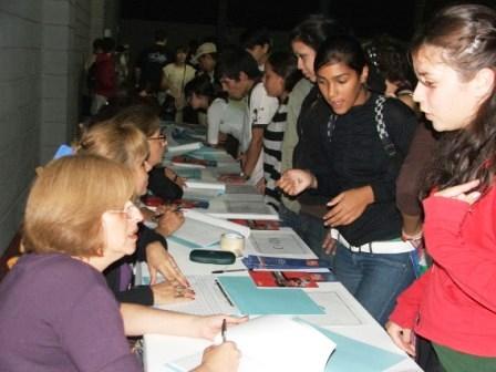 Propuestas 2008 para jóvenes de San Fernando