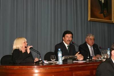 Posse inauguró el periodo de sesiones en el HCD de San Isidro