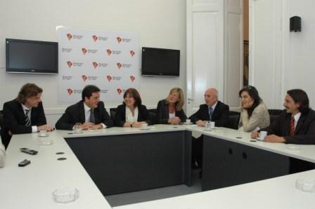 El Comité de Cuenca del río Reconquista  se reunió en Tigre