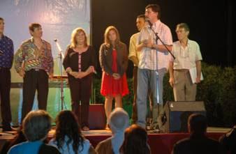 La comunidad de Villa Adelina festejó el 99º aniversario de la ciudad