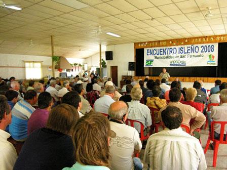 Fuerte consenso en el Delta de san Fernando para el desarrollo productivo de la región