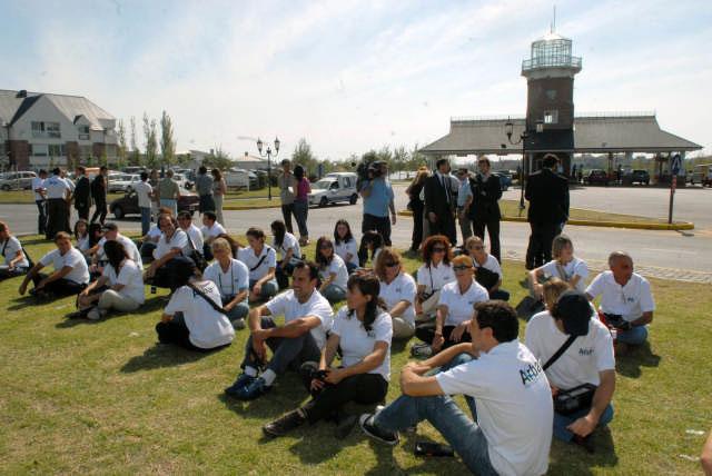 Nuevo operativo de Arba en el country Santa Bárbara de Tigre