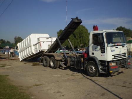 El municipio de Tigre adquirió nuevo equipamiento poda del arbolado urbano