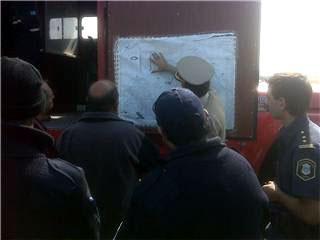 Operativo de la provincia para sofocar los incendios en la zona del Delta