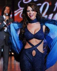 Marianela Mirra tuvo una actuación mediocre en su debut